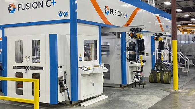 Legacy Flexo invests in second PCMP Fusion C press