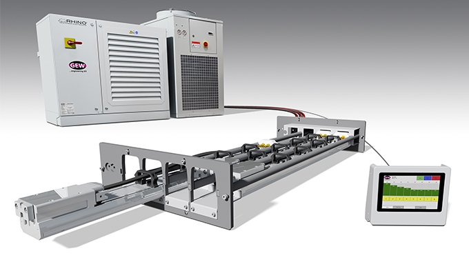 Ryobi MHI Graphic Technology (RMGT) has introduced GEW's LeoLED system as its factory-fitted UV curing technology for all new sheetfed offset machines