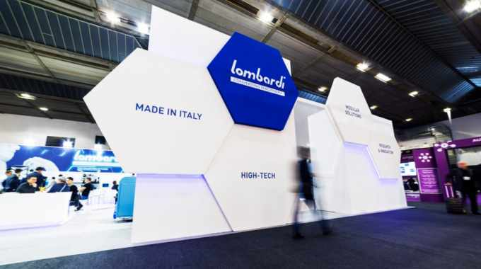 Lombardi to introduce 'completely new project' at Labelexpo Europe 2019