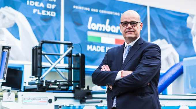 Lombardi names Giovanni Perego as international sales manager