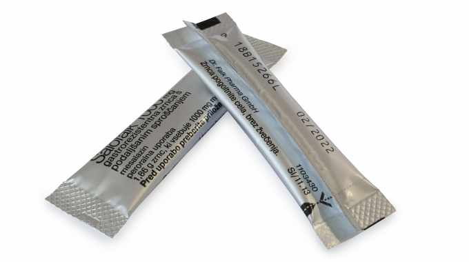 Losan Pharma's new stick pack forming, filling and sealing lines have been breakdown free