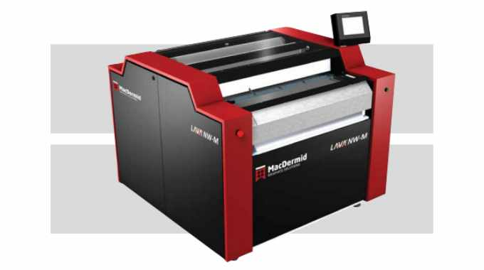 New MacDernid Lava NW-M thermal processing unit