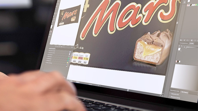 Mars has implemented Esko's WebCenter, a web-based packaging management technology helping to streamline the artwork management process across its international supplier network