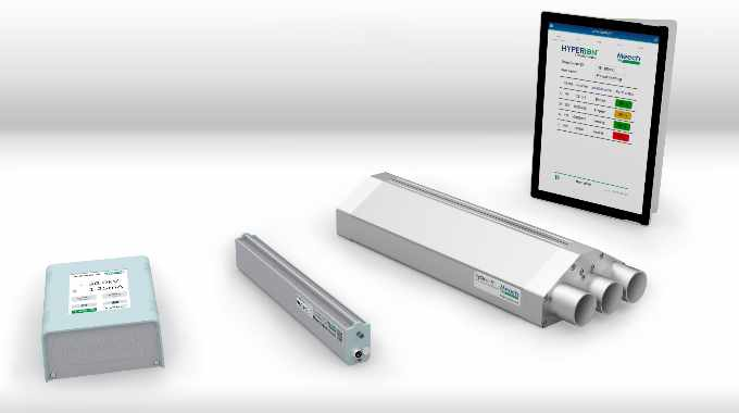 Meech to showcase new non-contact web cleaner and mid-range ionizing at Labelexpo