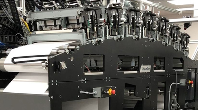 PCMC has launched ION digital conversion system powered by Memjet's DuraLink suitable for labels, folding cartons, flexible packaging, and other specialty printing markets