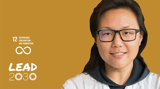 Mondi has awarded Luna Yu, founder of Genecis Bioindustries with USD 50,000 and 12 months mentoring as part of Lead2030 competition organized by One Young World forum.
