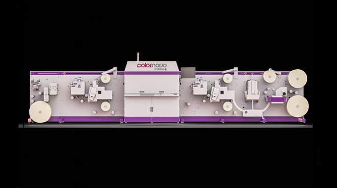 Monotech Systems has launched four new digital label press models under its brand Jetsci Global