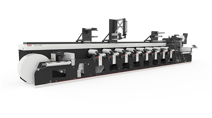 lu-Lids has purchased a fully automated MPS EFA 430 flexo press to increase its production capacity, turnaround time, and quality control