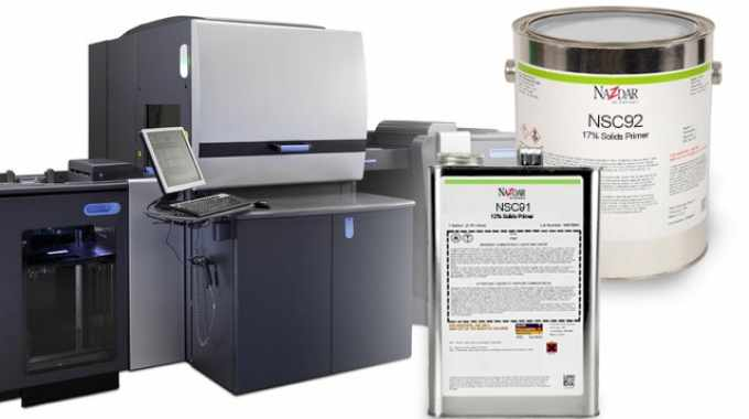 Nazdar Ink Technologies launches new primers