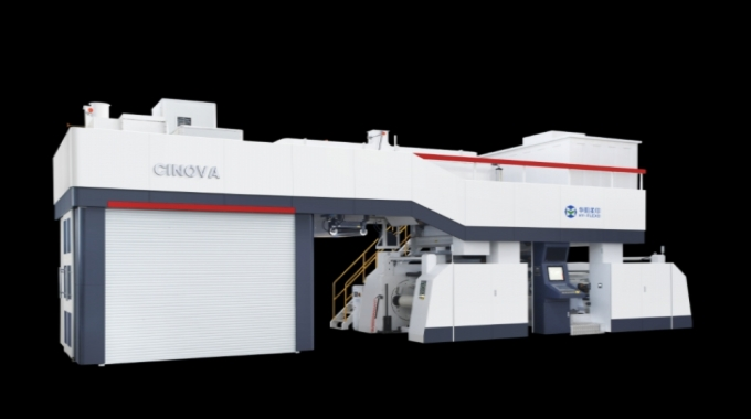 Indian machine supplier, NBG Printographic Machinery Company, has tied up with Xi'an Aerospace-Huayang Mechanical & Electrical Equipment for sales and service of its CI flexo presses in the country.
