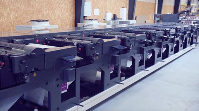 FlexoPrint, a part of Optimum Group, has become the first Danish printer to install the new Nilpeter FA-26 to increase production speed and capacity