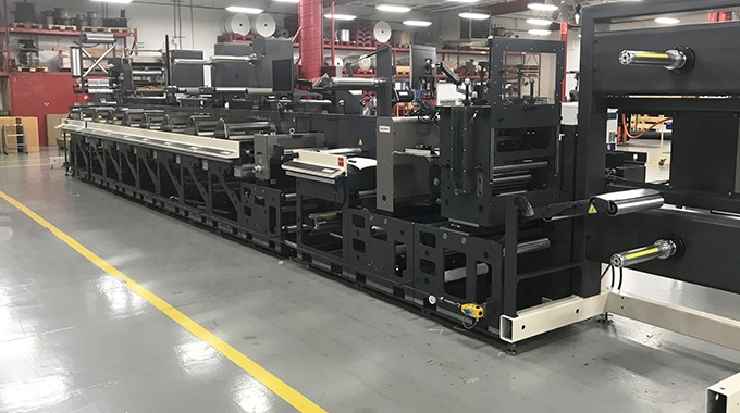 Niagara Label has acquired a new Nilpeter FA-17 to expand its embellishment capabilities and substrate range