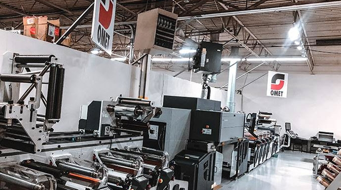 APR Partners with Omet to educate about flexo