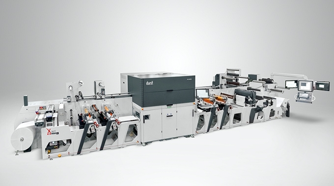 Omet launches XJet hybrid press