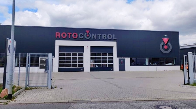Rotocontrol has appointed NTG Digital based near Milan as its new agent in Italy