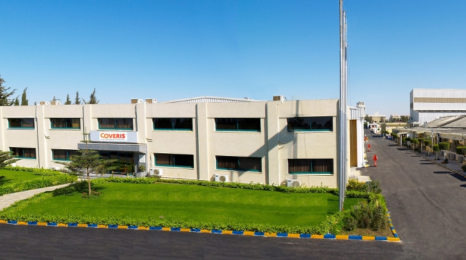 Coveris reduces emissions at its Egyptian site