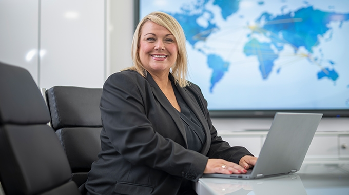 Paula Birch promoted to global sales director to support global growth and innovation strategy