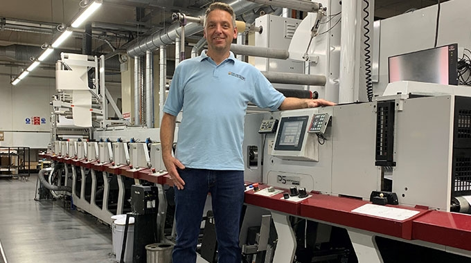 UK-based Performance Print has celebrated a successful first year of operations