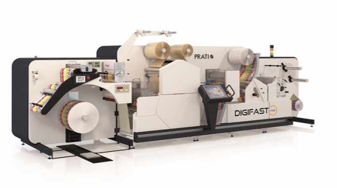 The official launch of Prati USA will take place at Labelexpo Americas 2018, where Prati is also showing Digifast One