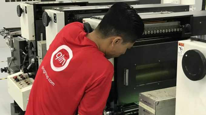 The AU$1.5 million (US$1.1 million) facility combines digital and conventional label printing equipment