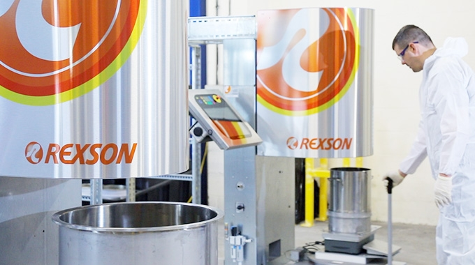 Colorplas International, headquartered in Rochdale, UK, has invested in two ColorPoint IP colorant dispensing units from Rexson Systems