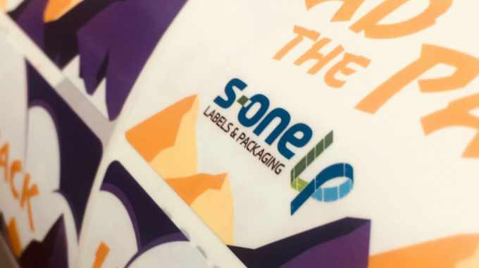 S-One Labels & Packaging becomes HP Indigo Media Solutions Partner