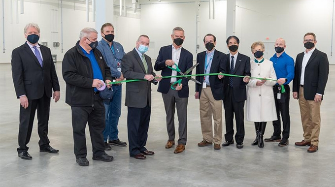 Screen Americas has cut the ribbon to its new facilities in Elk Grove Village, Illinois and officially relocated from Rolling Meadows