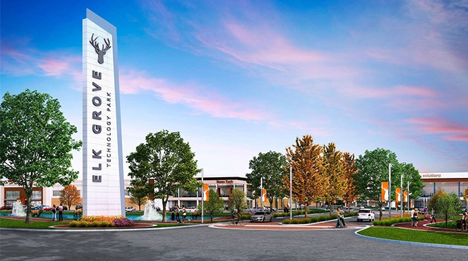 Screen Americas to move its headquarters Elk Grove Village, one of the Chicago new business and industrial centers