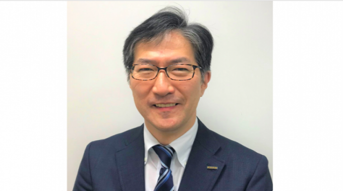 Hidetoshi Shinada is the new chairperson at DataLase