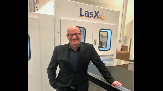 Mike Riley joins as the new COO at LasX