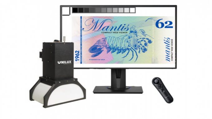 Unilux introduces Mantis inspection system