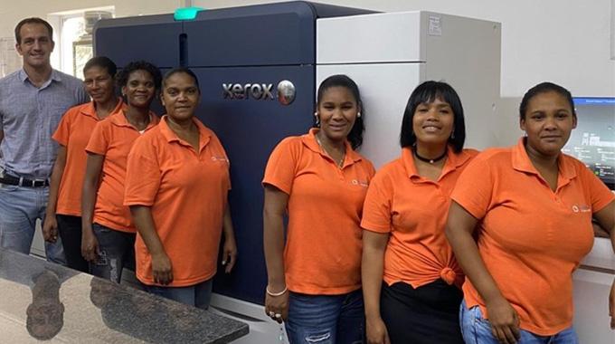 First South African online converter Webprinter expands its capabilities with Color-Logic software