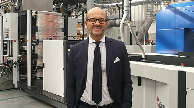 Omet has formalized the new role of Roberto Speri as a key account manager and offset business developer for the Italian market