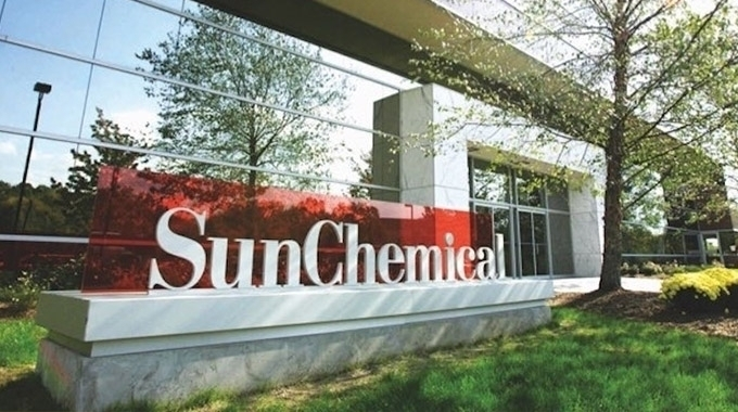 Sun Chemical will increase prices on its inks, coatings and adhesives in Latin America