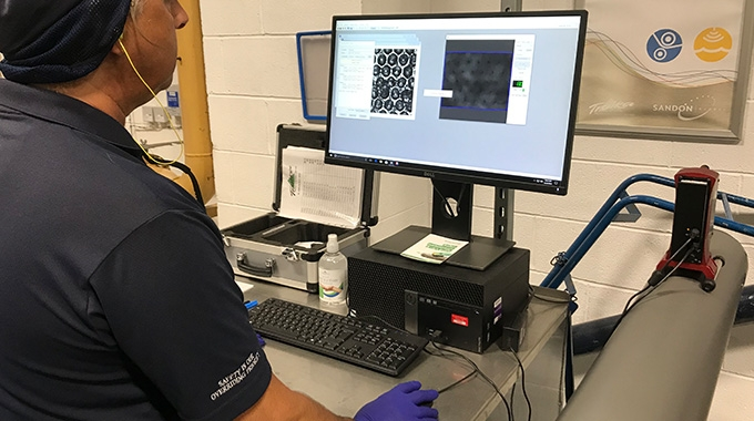 Parkside Flexibles has invested in Troika AniCam, a 3D digital scanning microscope, along with AMS software