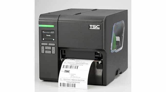 The CPX4 series printer by TSC Auto