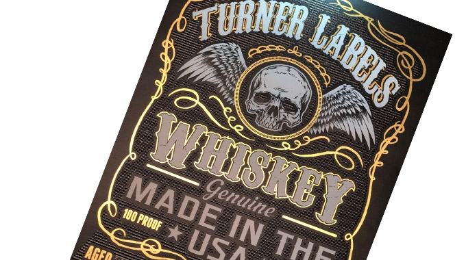 Turner Labels has expanded its finishing capabilities with the recent investment in A B Graphic International Digicon Series 3 with Big Foot 50 Ton hot foil and embossing module