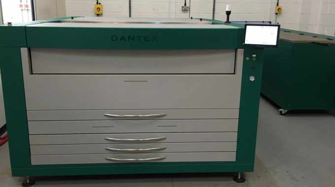 UK printer makes water-wash flexo plate investment with Dantex hardware