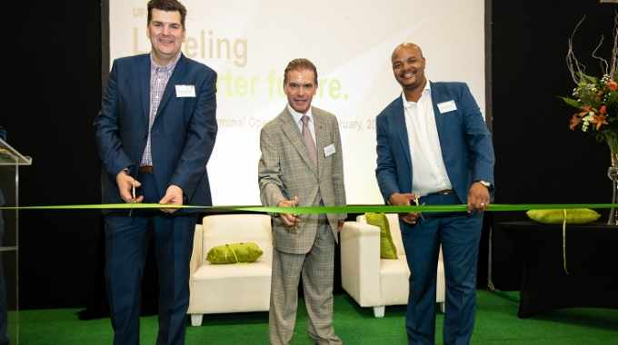 UPM Raflatac opens new slitting and distribution terminal in South Africa