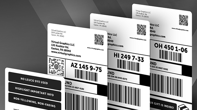 Virtual Graphics unveils chemical-free thermal labels