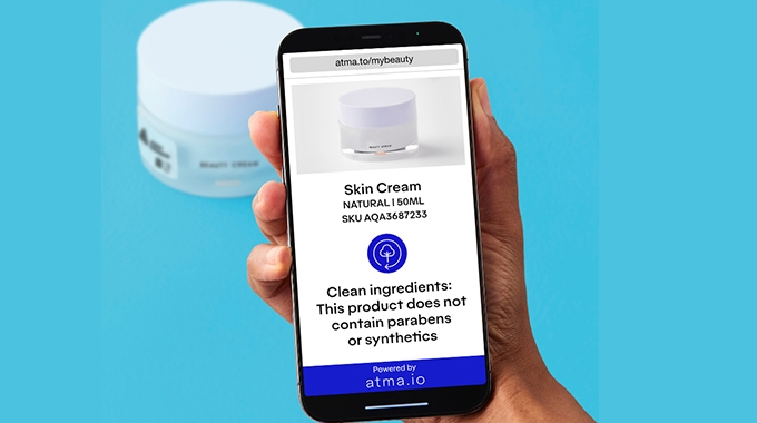Avery Dennison Corporation has launched atma.io, a new digital product cloud platform with a wide range of end-to-end use cases for consumer engagement, sustainability, brand protection, and operational excellence