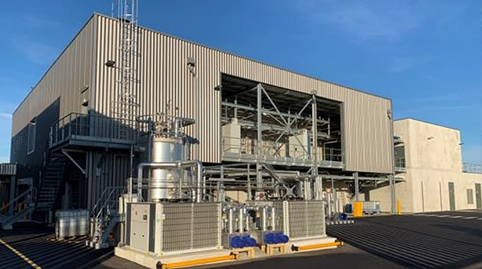 Elkem has acquired a new plant near Lyon, France, custom-designed for producing highly specialized organo-functional silicones