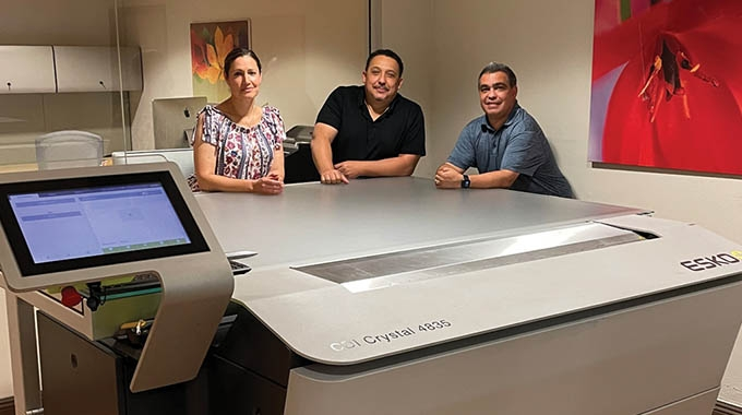 US-based label converter Western Shield Label has invested in Esko CDI Crystal 4835 flexo platemaking system from Correct-Touch Graphic Arts (CTGA)