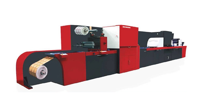 Xeikon has launched of Fusion Embellishment Unit (FEU) developed offer label printers and converters new digital finishing and embellishment capabilities