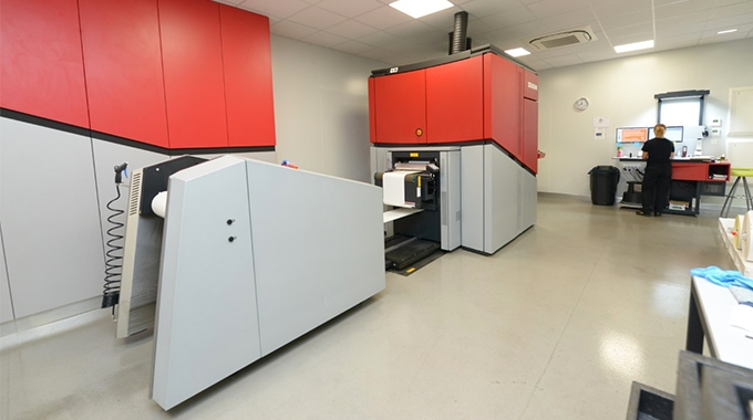 InterPrint has added a Xeikon CX3 digital press with Cheetah technology to its production plant in Navatejera to boosts its production capacity and productivity