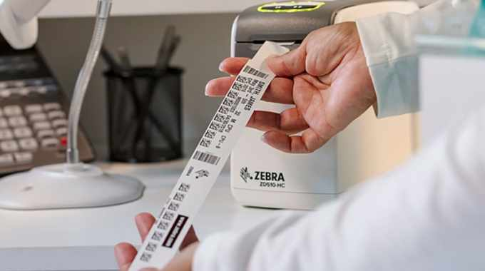Zebra Technologies launches healthcare printers | Labels