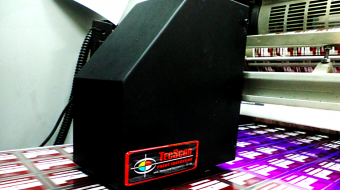Tecscan inspection system