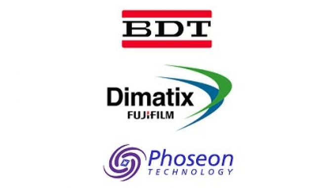 BDT Media Automation, Fujifilm Dimatix and Phoseon Technology have agreed to work together to develop a complete digital printing system for packaging applications