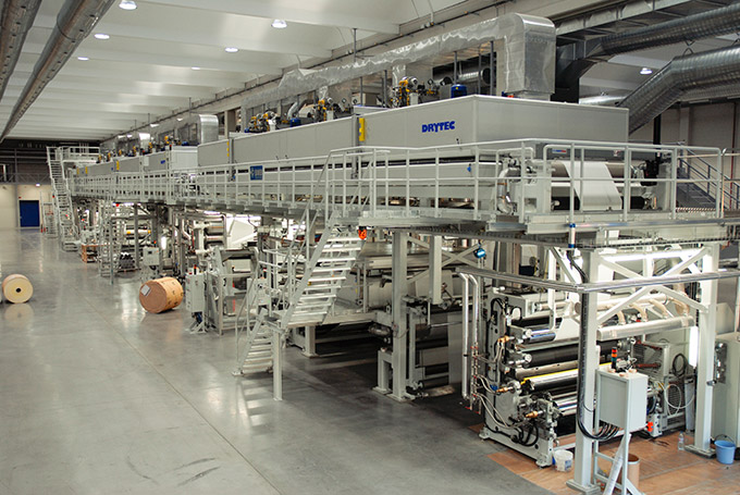 Label Stock Production Machine Type Reco 800 A Labels