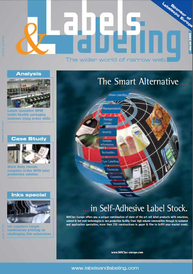 Labels & Labeling: Issue 3 - June / July 2005